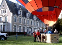 HOTEL & BALLOON FLIGHT FOR TWO